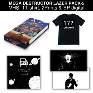 MEGA DESTRUCTOR LAZER PACK-2