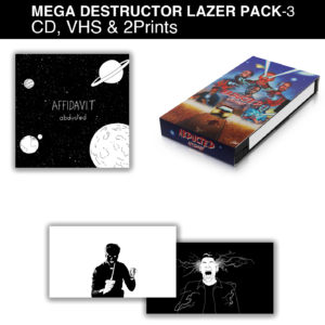 MEGA DESTRUCTOR LAZER PACK-3
